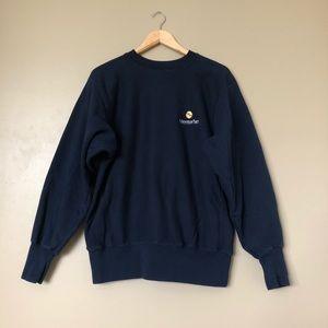 Other - MentorNet Navy Long Sleeve Sweatshirt